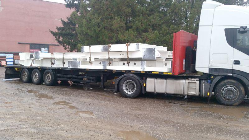 Kogal Steel - doprava a špedičné služby